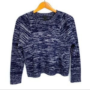 J.Crew Collection Marled Cashmere Sweater